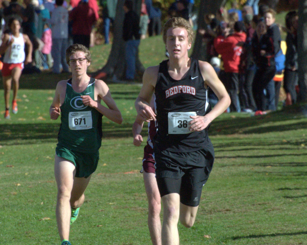 Boys cross country all-state teams.