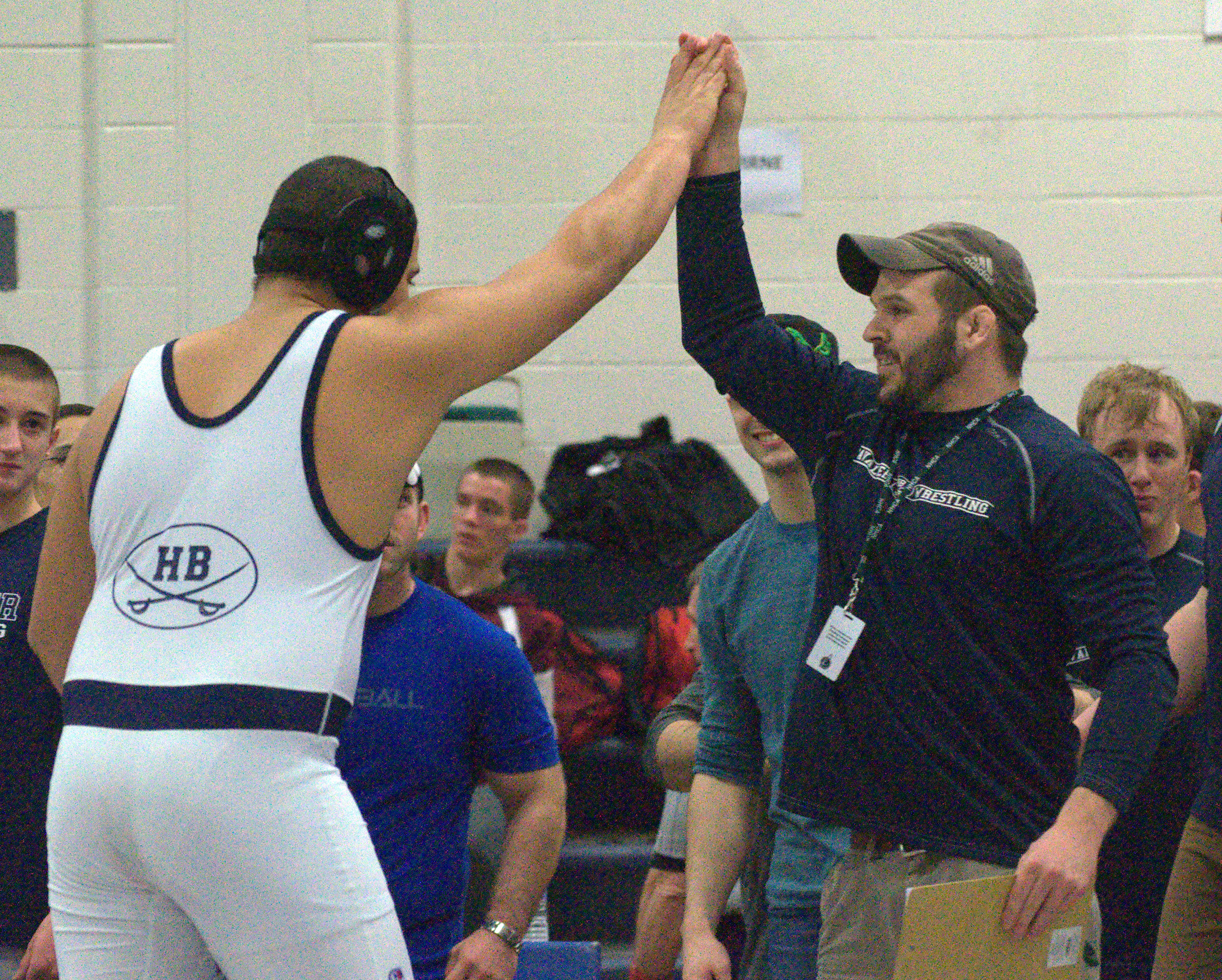 Hollis Brookline wrestling will be the subject of this winter's edition of The Season.