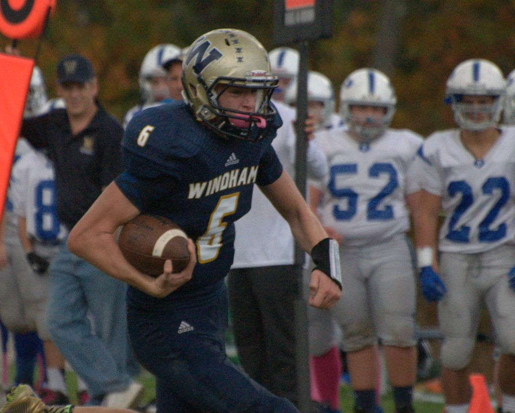 Windham enters the postseason undefeated, and as the highest rated team in the division.