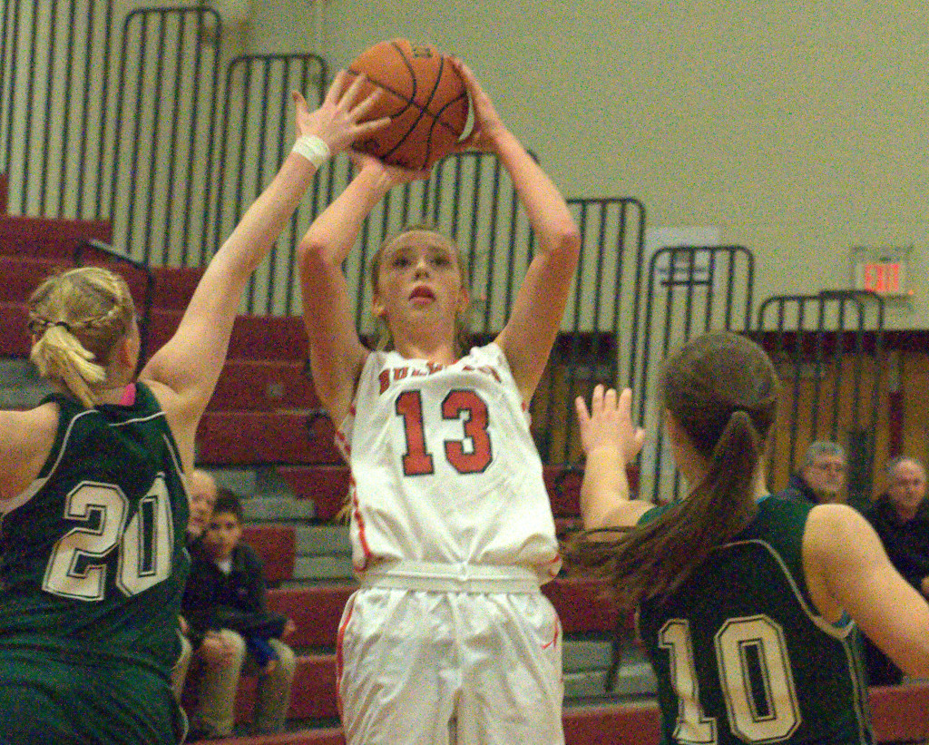 Bedford's win over Dover helped it stay in the top five in the state.