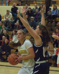 Milford girls basketball blows past Souhegan