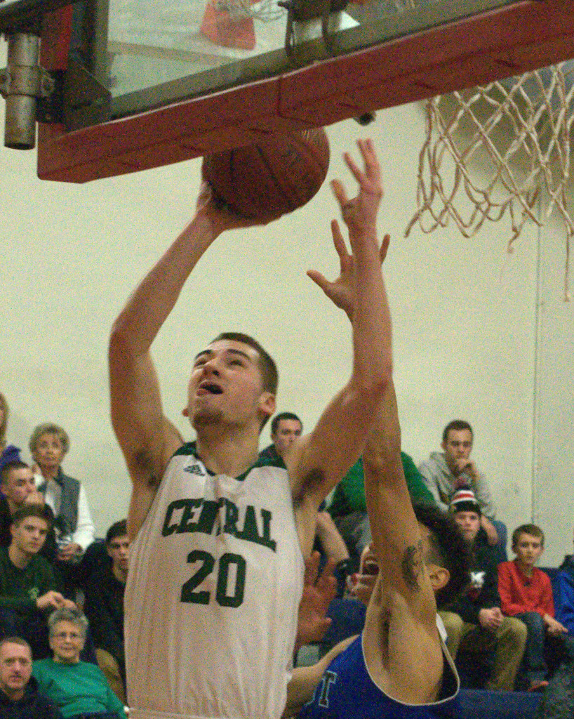 Joey Martin and Manchester Central are among the top boys teams in the state.