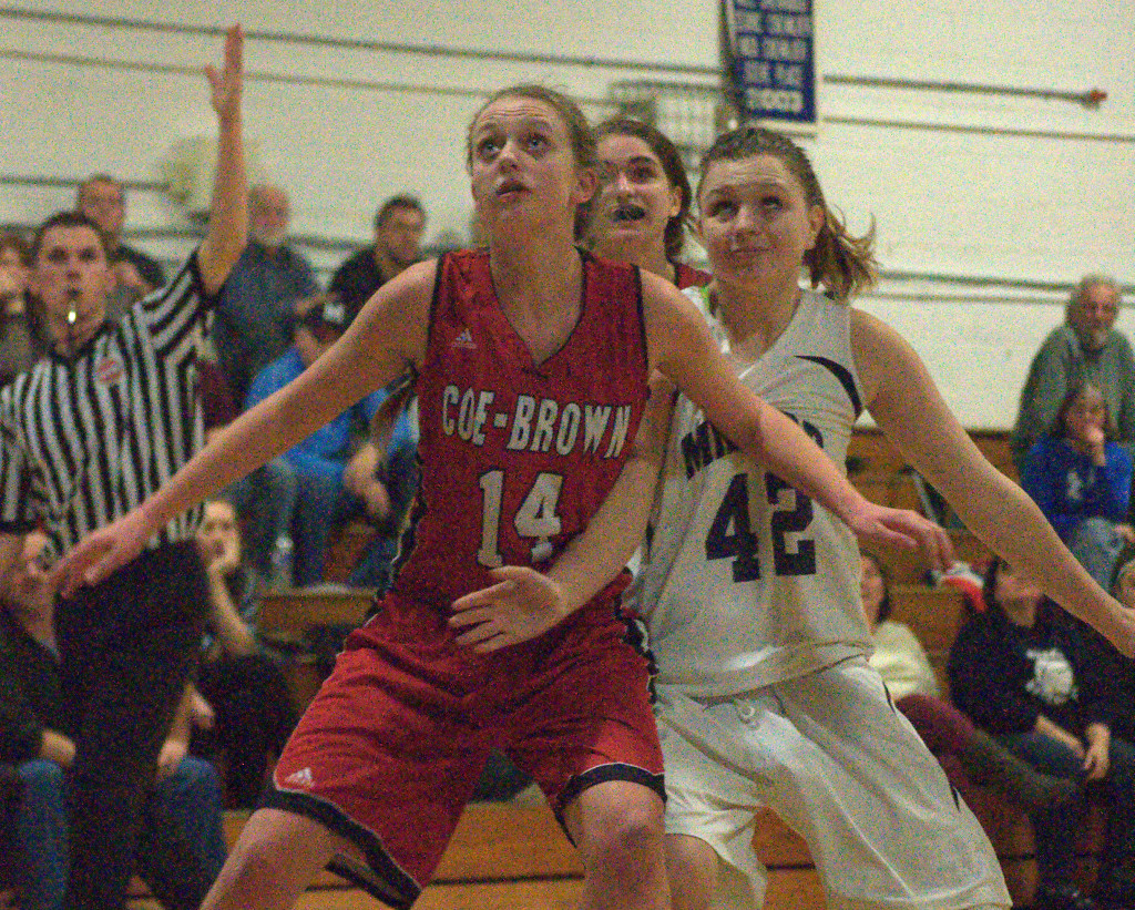 Coe-Brown and Milford are the top two seeds in Division II.
