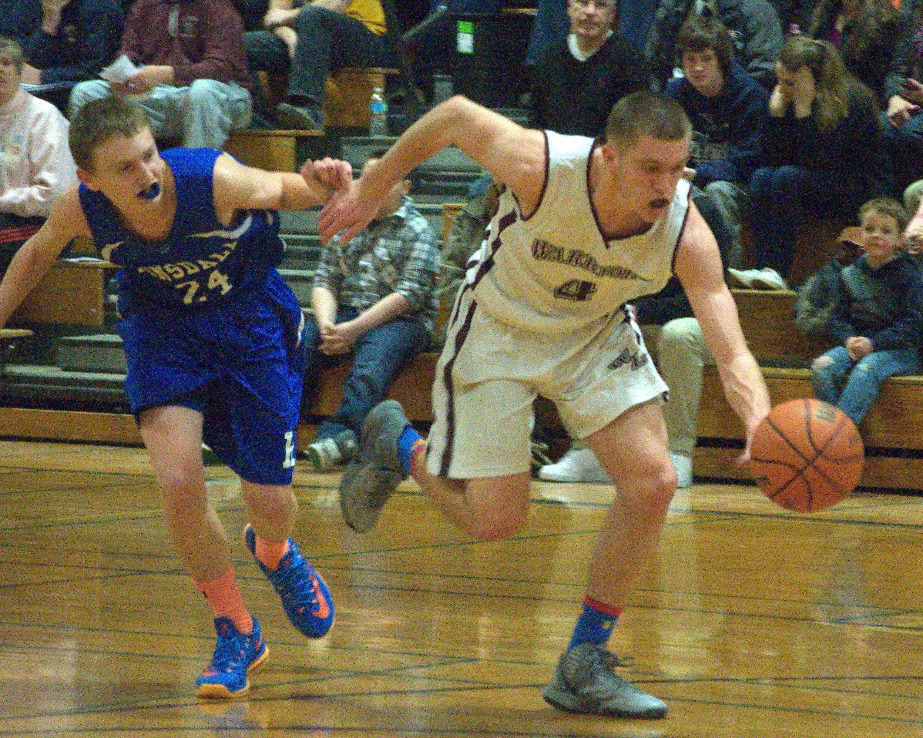 Wilton-Lyndeborough will host a playoff game for the first time since 2008.