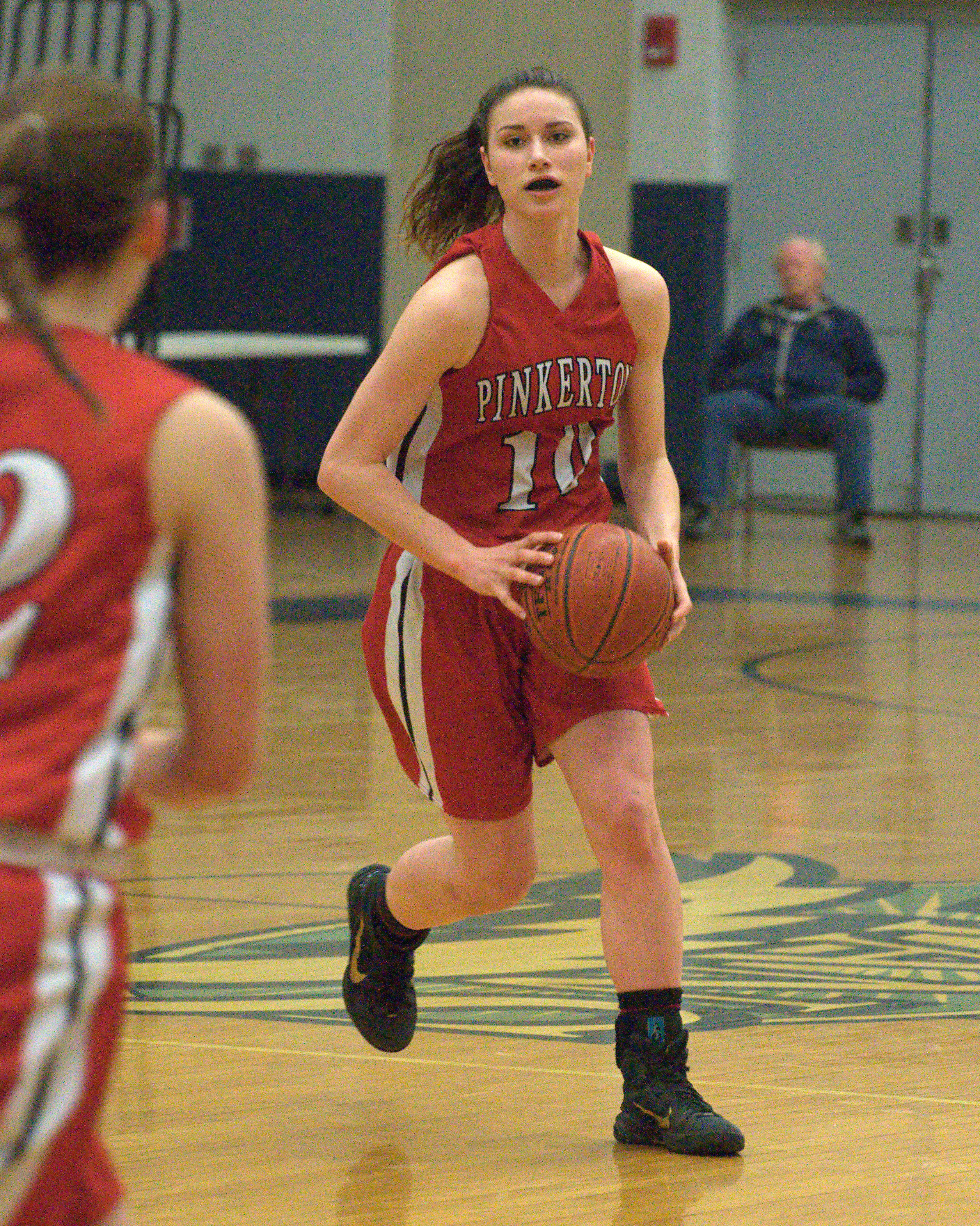 Pinkerton's Valerie Martin is one of five finalists. Find out who the winner is on Saturday.