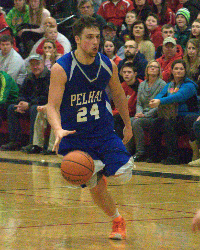 Pelham's Keith Brown was named the Division III Player of the Year.