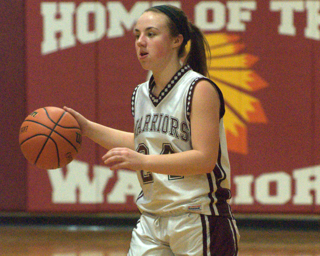 Wilton-Lyndeborough's Ally Schwab was named Division IV honorable mention.