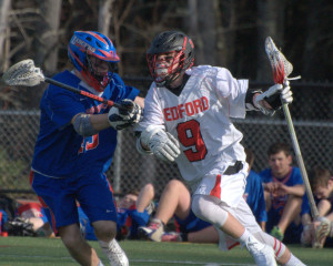 Bedford boys lacrosse beats Londonderry for 62nd win in a row