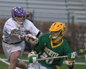 Bishop Guertin boys lacrosse starts fast, holds off Nashua South