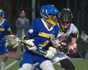 Bedford boys lacrosse beats Lexington for 69th straight win