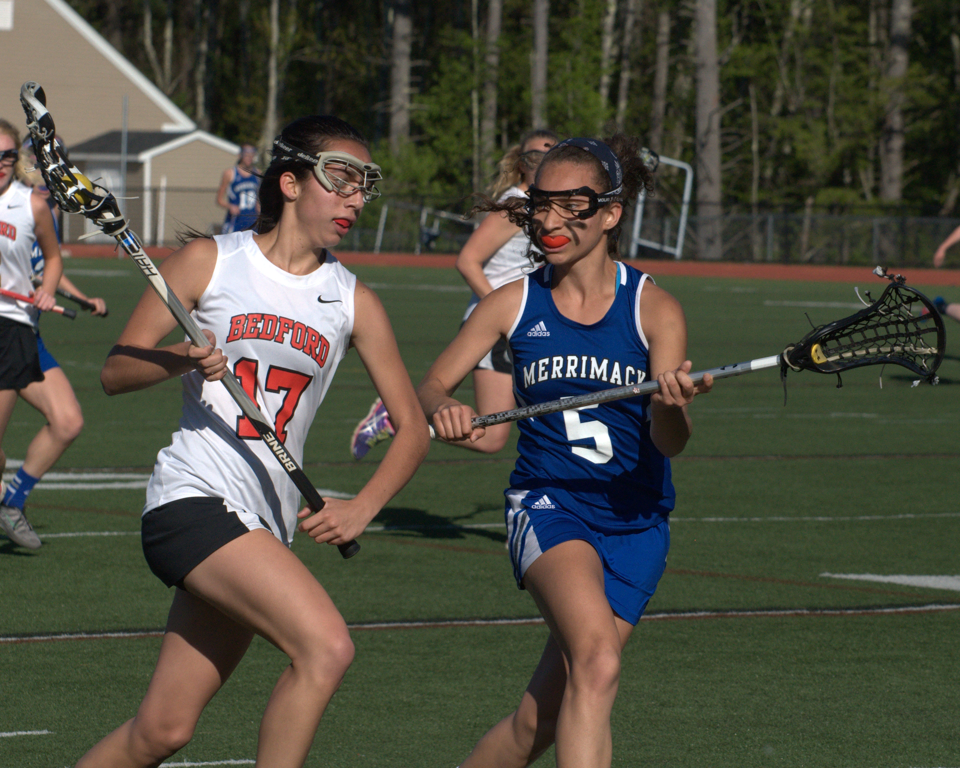 Bedford was the only new team in the rankings this week, while Merrimack dropped out.
