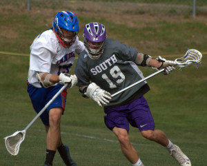 Londonderry boys lacrosse knocks off Nashua South for eighth win in a row