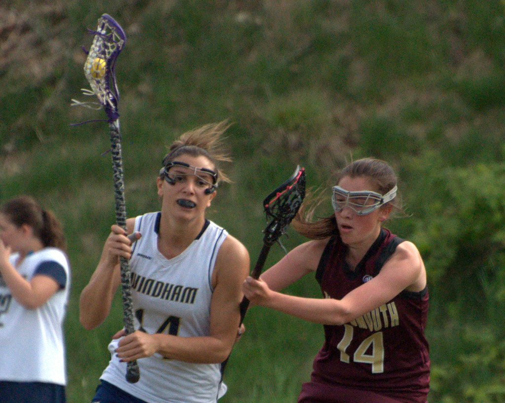 Windham remained in the top five this week despite taking its first loss of the season.