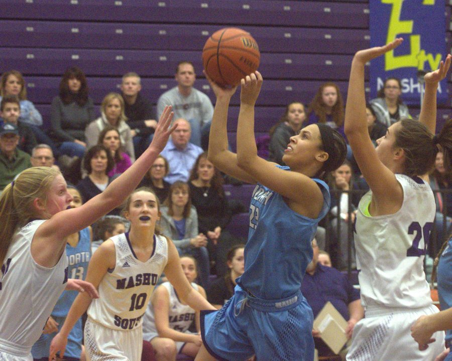 Nashua North girls basketball hoping win leads it in right