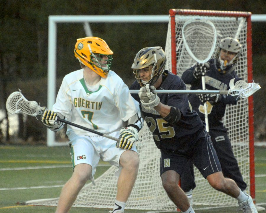 Bishop Guertin Boys Lacrosse Comes Back Late To Top