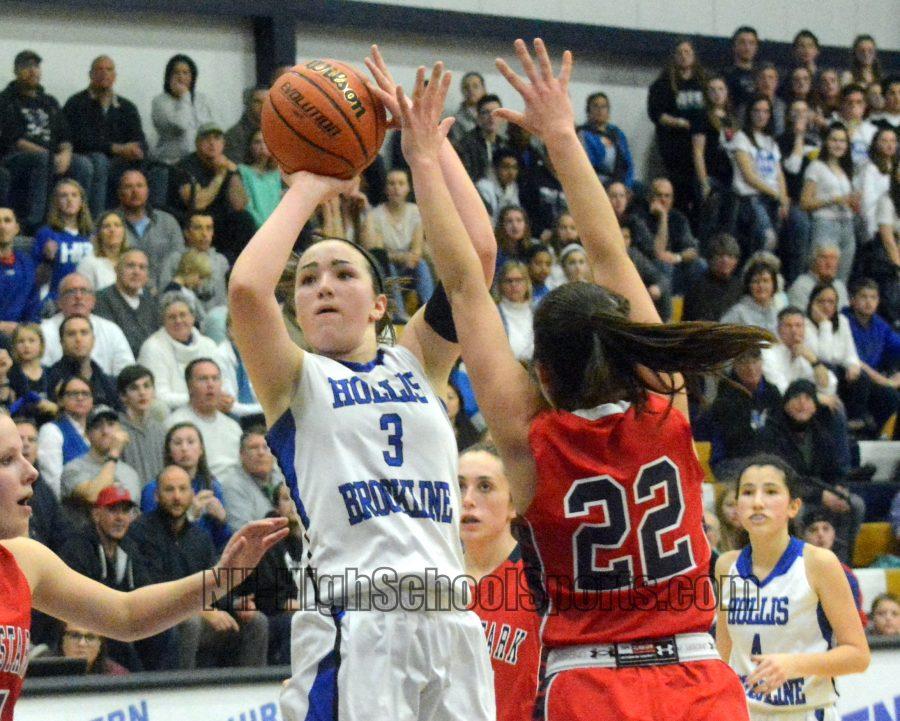 Composure, confidence helped Hollis Brookline girls