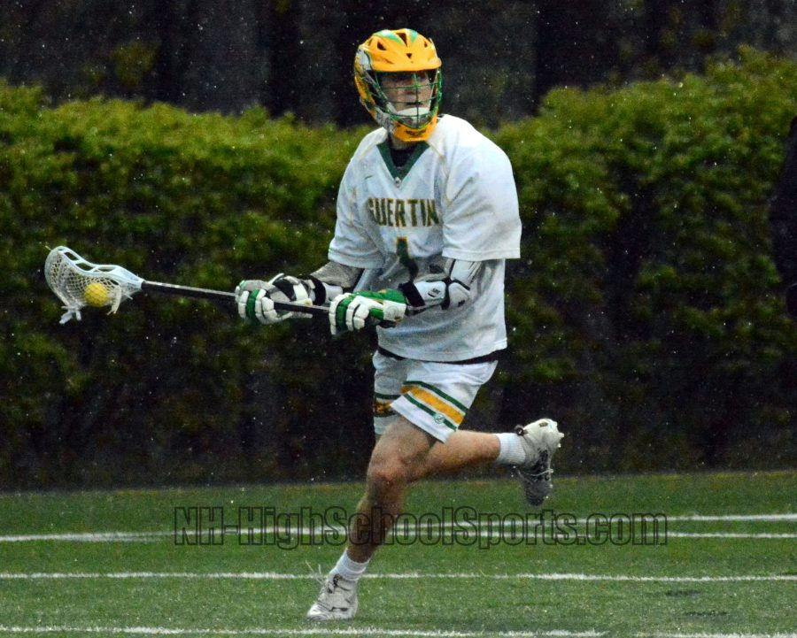 Division I Boys Lacrosse All-State teams - New Hampshire